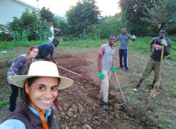 foto progetto orto garden